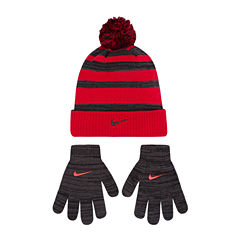 Nike Hat & Glove Set - Boys