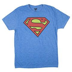 Short Sleeve DC Comics Graphic T-Shirt