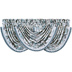 Queen Street Anabelle Waterfall Valance
