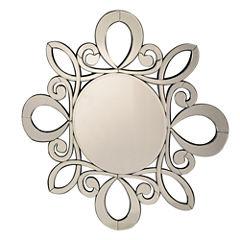 Fine Mod Imports Circles Wall Mirror