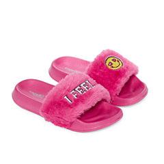 Capelli of N.Y. Slip-On Slippers