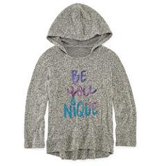 Total Girl Hoodie-Preschool Girls