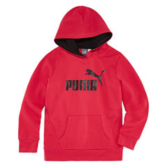 Puma Puma Kids Apparel Hoodie-Big Kid Girls