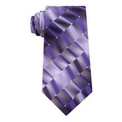 Van Heusen Vh Shaded Geometric Tie