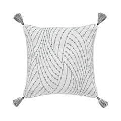 Croscill Classics Eleyana Square Throw Pillow