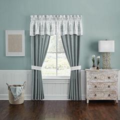 Croscill Classics Eleyana Rod-Pocket Curtain Panel