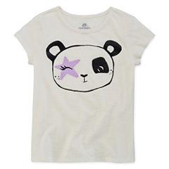 Okie Dokie® Graphic Tee - Preschool Girls 4-6x