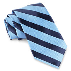 IZOD® Able Striped Tie - Boys