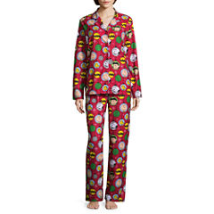 Peanuts Family Pajama Set- Women's