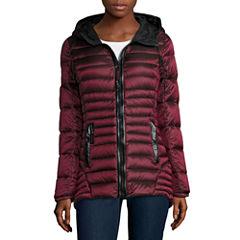 Canada Weather Gear Lightweight Puffer Jacket