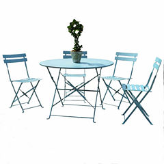 Carolina Chair & Table Malibu 5-pc. Patio Dining Set