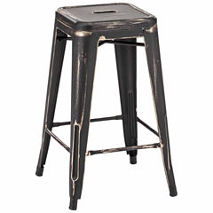 Zuo Modern Marious 2-pc. Counter Height Bar Stool