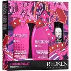 Redken Color Extend Magnetics Holiday 2017 Set 3-pc. Value Set - 19.6 oz.