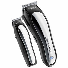 Wahl 79600-2101 Lithium Ion Clipper Kit
