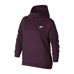 Nike Long Sleeve Sweatshirt-Plus