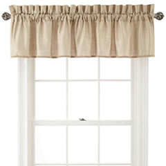 Royal Velvet® Supreme Rod-Pocket Insert Valance