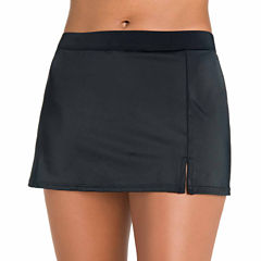 Jamaica Bay® Side-Slit Swim Skirt