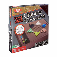Ideal Premium Wood Chinese Checkers