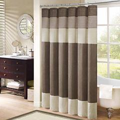 Madison Park Eastridge Shower Curtain