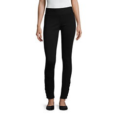 by&by Ponte Pull-On Pants-Juniors