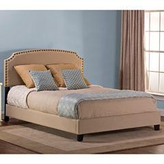 LANI UPHOLSTERED FULL BED SET