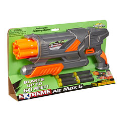 Buzz Bee Toys Air Warriors Extreme Air Max 6 7-pc. Toy Playset - Unisex