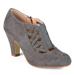 Journee Collection Piper-Wd Womens Bootie Wide