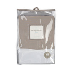 Living Textiles Hayden Crib Skirt