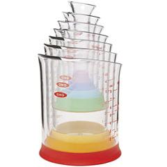 OXO® Good Grips® 7-pc. Liquid Measuring Beakers Set