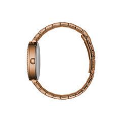 Caravelle Womens Rose Goldtone Bracelet Watch-44l236