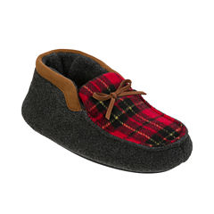 Dearfoam Bootie Slippers - Boys