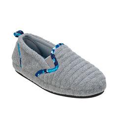 Dearfoams Slip-On Slippers - Boys