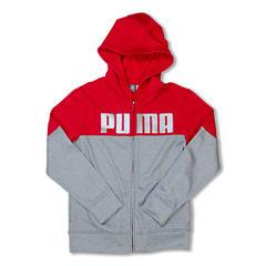 Puma Hoodie-Big Kid Boys