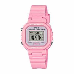 Casio Womens Black Strap Watch-La20wh-4a1