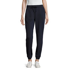 St. John's Bay Active Fleece Jogger- Talls