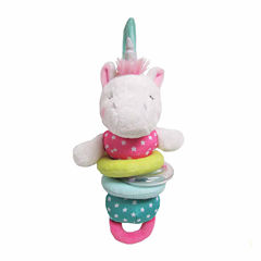 Carter's Unicorn Pull-Down Stuffed Animal