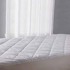 Living Textiles Essentials Woven Crib Mattress Pad