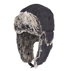 Dockers Fur Lined Trapper Hat