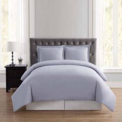 Truly Soft Everyday Solid Duvet Set Duvet Cover Set