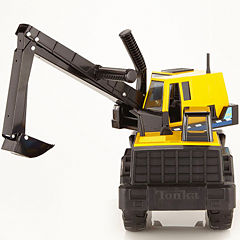Tonka Steel Classic Mighty Back Hoe