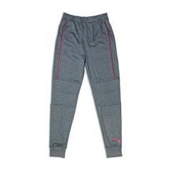 Puma French Terry Jogger Pants - Big Kid Boys