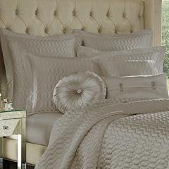 Five Queens Court Saranda Tufted Round Throw Pillow