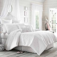 Queen Street Lola 4-pc. Comforter Set & Accessories