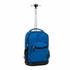 Rockland 19‑Inch Wheeled Backpack