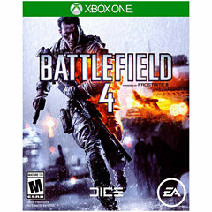 Battlefield 4 Video Game-XBox One