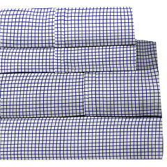 Lullaby Bedding Airplanes Print Sheet Set