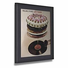 Pinnacle Vinyl Record Frame