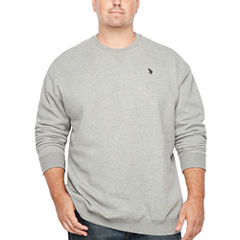 Us Polo Assn. Long Sleeve Sweatshirt Big and Tall