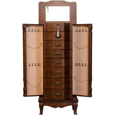 hives and honey paris jewelry armoire