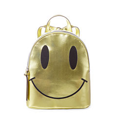 T-Shirt & Jeans Smiley Face Backpack